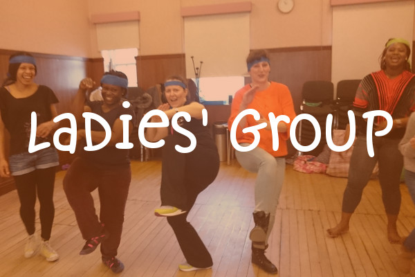 Ladies Group WHI