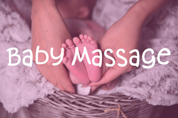Baby Massage Glasgow