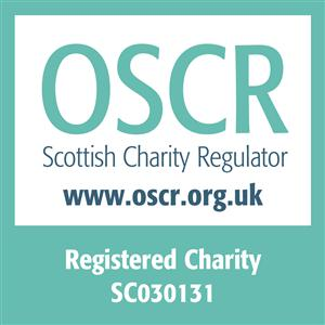 OSCR Logo Home-Start Glasgow South