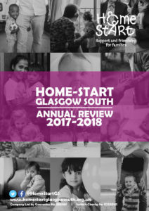 Home-Start Glasgow South Annual Report 2017-2018